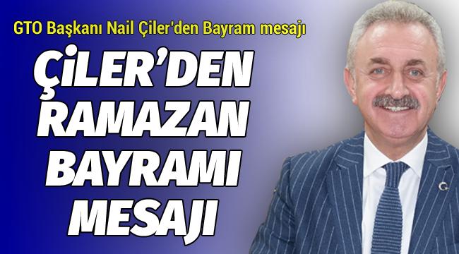 Çiler'den Ramazan Bayramı mesajı!