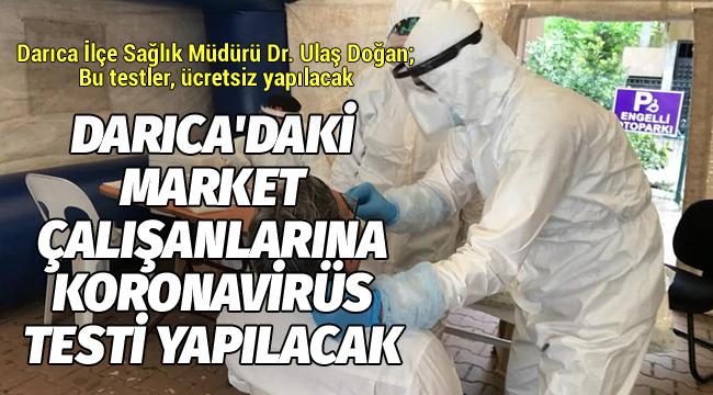 Darıca'daki market çalışanlarına önemli çağrı