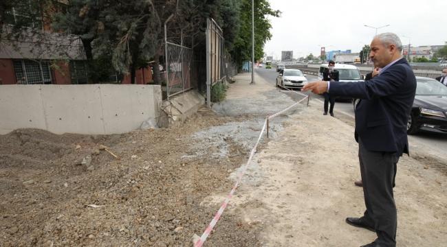 Gebze'de trafiği rahatlatacak çalışma
