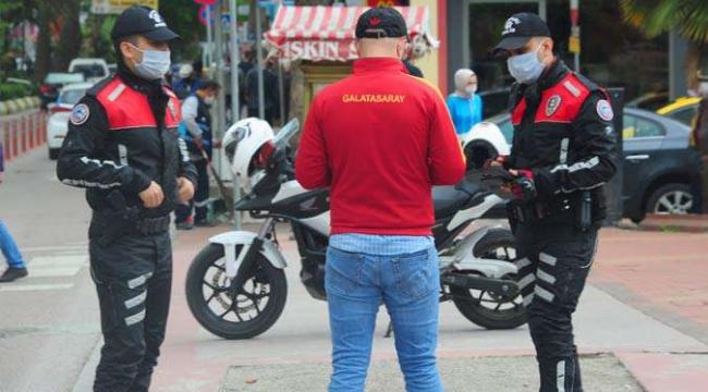 Kocaeli'de 151 kişiye para cezası kesildi!