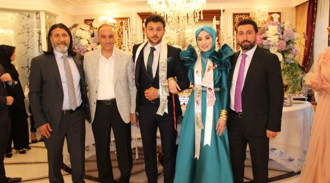 Abdullah Örs'ün mutlu günü!