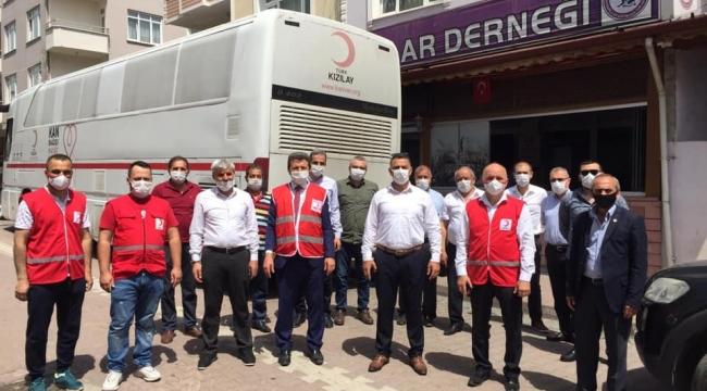 CHP Darıca'dan kan bağışına destek!