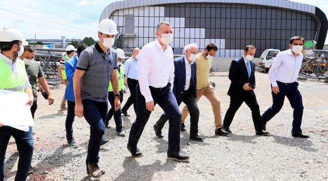 Gebze'de spora 50 Milyonluk yatırım!