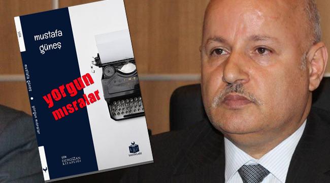 Başhekim Güneş yeni kitabını hayatını kaybeden sağlık personellerine ithaf etti