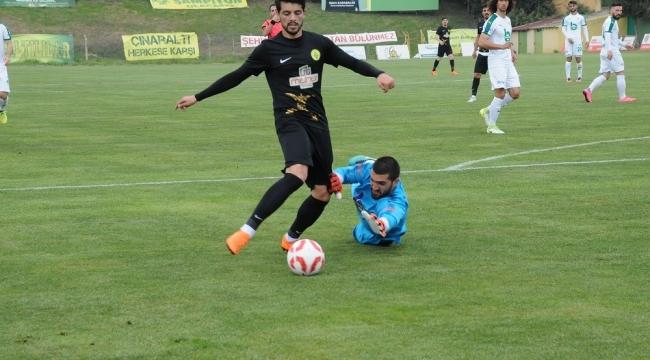 Bünyamin Karataş, Samsunspor'dan ayrıldı!