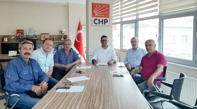 CHP Darıca, 4 mahalleye daha başkan atadı!