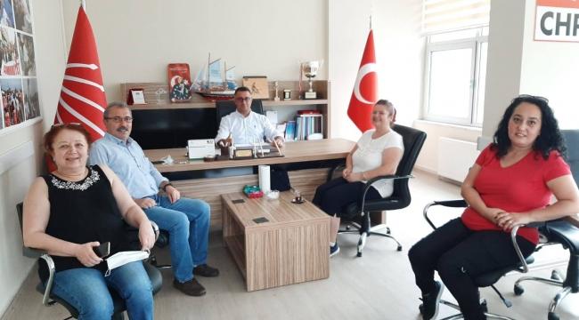 CHP'de o mahallelere yeni başkanlar atandı!