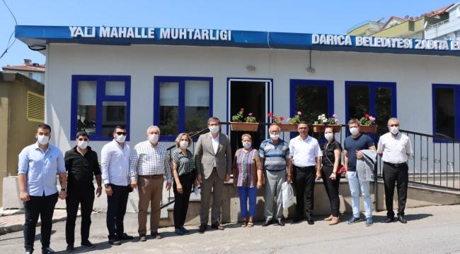 CHP'den Darıca'da dolu dolu program!