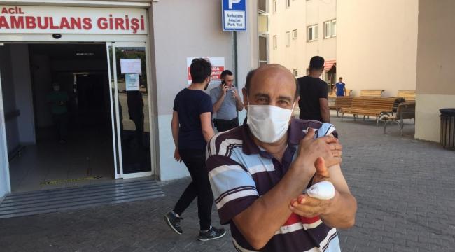Darıca'da öğleye kadar 18 kişi kendini kesti
