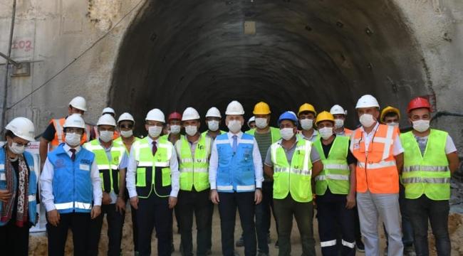 Darıca-Gebze Metrosu için bitiş tarihi verildi!
