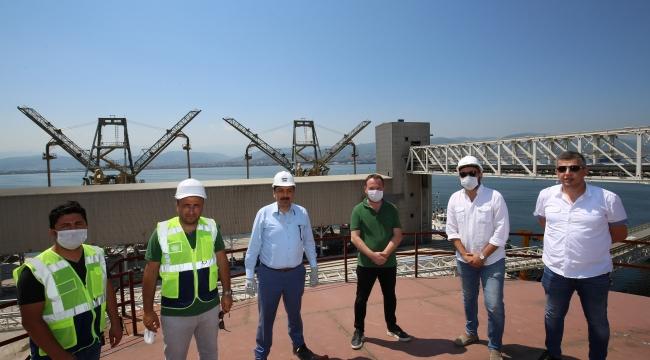 Deniz atıklarına yeni atık kabul tesisi!