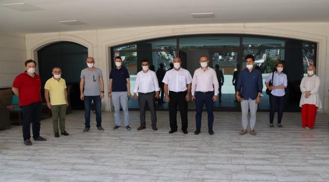 İSU (KATİS) projesi Türkiye'de örnek oluyor