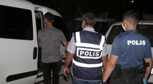 Kocaeli'de aranan 26 kişi yakalandı!