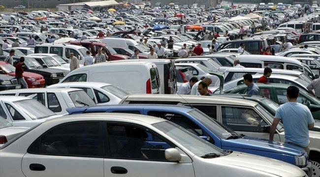 Kocaeli'de ikinci el araç satışında rekor artış!