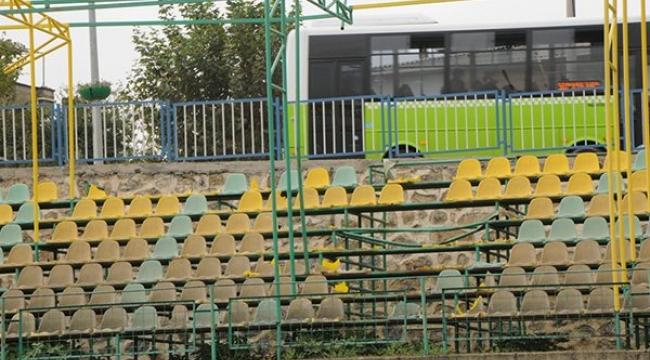 Nenehatun Stadı'nı Spor Bakanlığı yapacak!