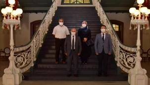 Darıca Farabi, Sağlık Bilimleri Üniversitesi yetkilileri ile görüştü