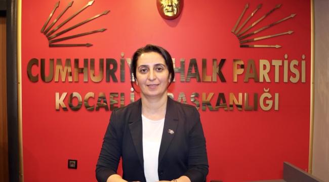 Kaya'dan CHP Kadın Kolları 14. Olağan Kurultayı açıklaması