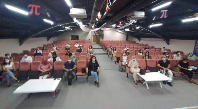 Özel Kale Okulları'nda öğretmen seminerleri başladı