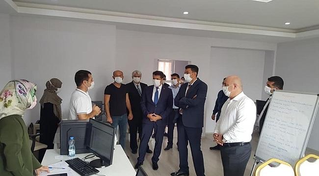 Darıca'da Filyasyon ekibine moral ziyareti!