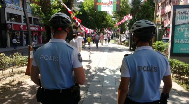 Dün, 217 kişiye ceza kesildi