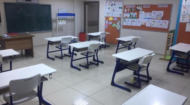 Kale Okulları'nda sağlıklı ve güven verici eğitimler sürüyor