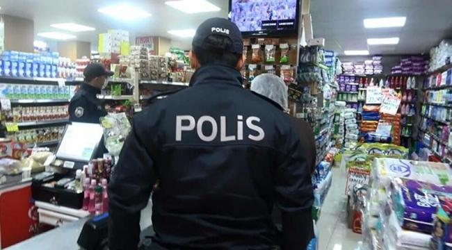 Kocaeli'de maske takmayan 235 kişiye ceza!
