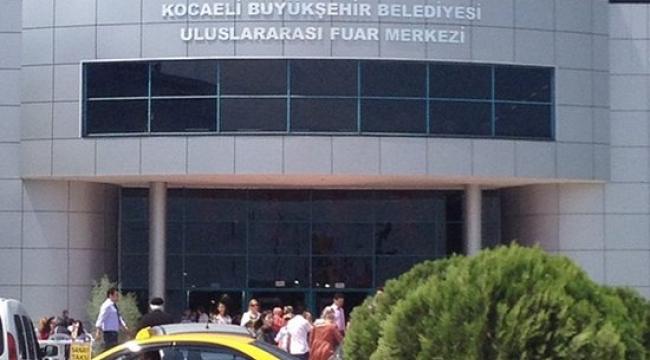 Ak Parti Kocaeli'nin kongresi Uluslararası Fuar Merkezi'nde olacak!