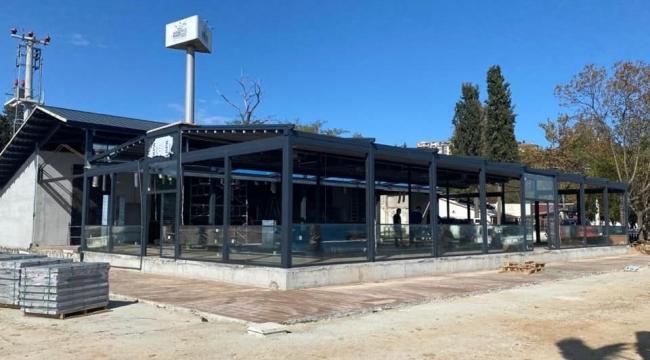 Antik Kafe Darıca, Kasım ayında açılıyor!
