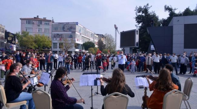 Büyükşehir'den Cumhuriyet Bayramı'na özel sürpriz