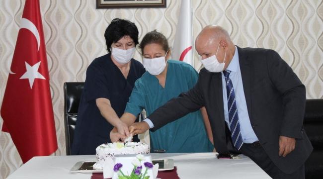 Darıca Farabi'de anestezi günü unutulmadı!