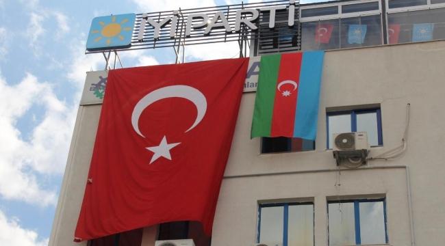 İyi Parti Kocaeli'den Azerbaycan'a tam destek!
