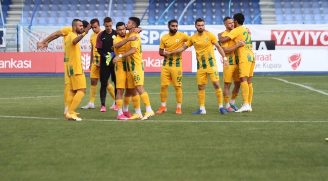 Kupa Fatihi Darıca Gençlerbirliği! 1-2