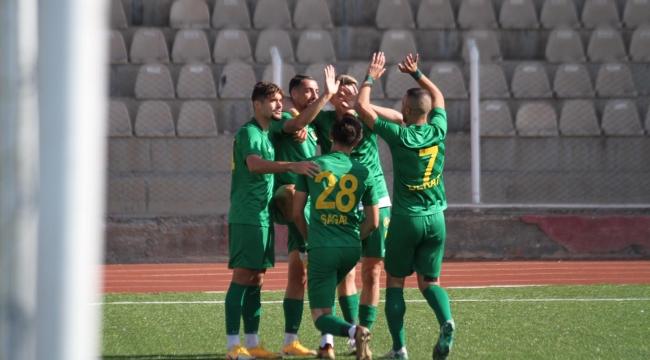 Mardin'den puanla dönüyoruz! 1-1