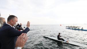 Survivor Ogeday, Kocaeli su sporlarında duygusal tekne hikâyesini anlattı