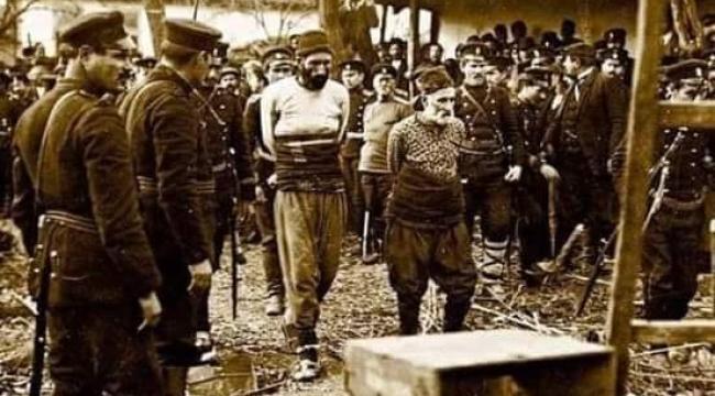 1920'de Darıca'da yapılacak katliamı bir Rum durdurmuş!