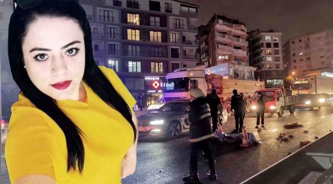 Kazada ölen kadının kimliği tespit edildi
