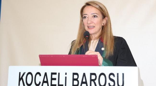 Kocaeli Barosu kongresi ikinci kez ertelendi