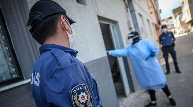 Kocaeli'de tedbirlere uymayan 316 kişiye para cezası!