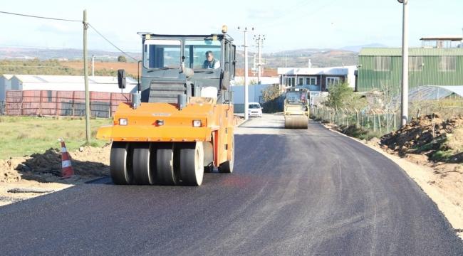 Pelitli Yolu'nda yol konforu arttırılıyor