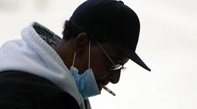 Darıca'da o bölgelerde maskeyi indirerek sigaraiçilmesi yasaklandı