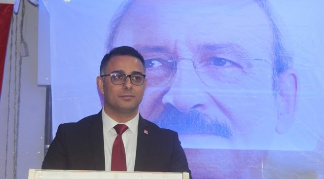 CHP'li Aktaş'tan yeni yıl mesajı!