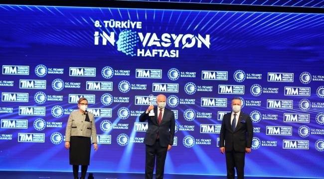 Kastamonu Entegre İnovaLİG'den ikinci kez ödülle döndü!