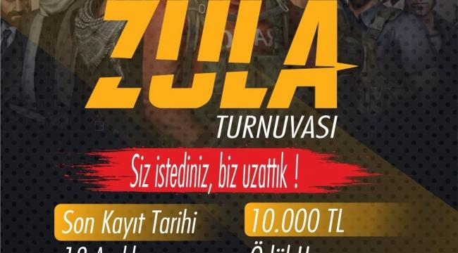 Kocaeli Zula Turnuvası'nın kayıt süresi uzatıldı
