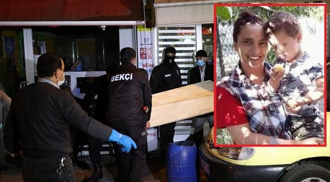 Boğularak öldürülen kadın Darıca'da oturmuş