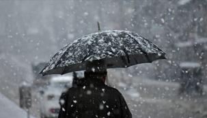 Kocaeli Büyükşehir AFKOM'dan kar uyarısı