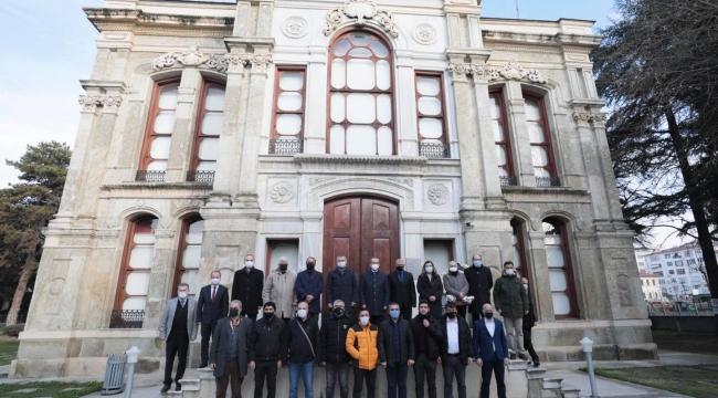 Kocaeli'de Basın Onur Günü kutlandı