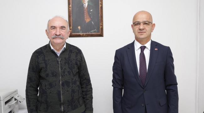 MHP'li Ünlü ziyaretlere devam ediyor
