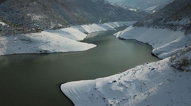 Yuvacık Barajı'nda su seviyesi yüzde 16'ya yükseldi!
