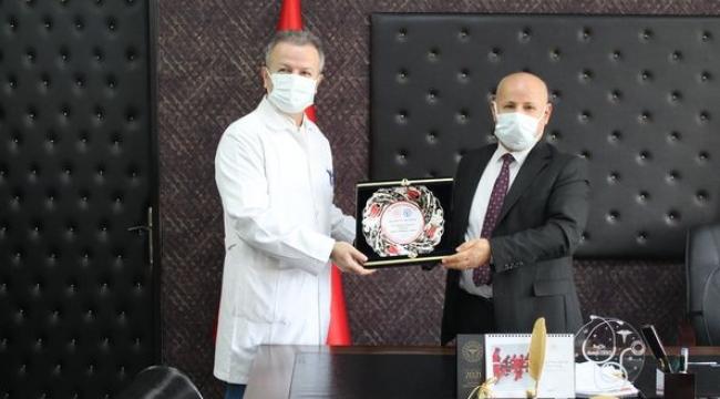 Darıca Farabi'de bir doktor daha profesörlük unvanı aldı