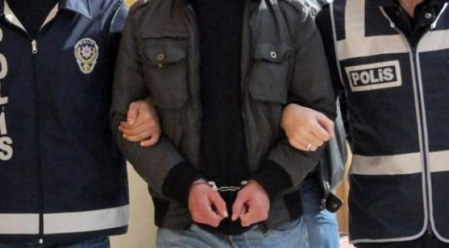 Hırsızlık zanlısı gözaltına alındı